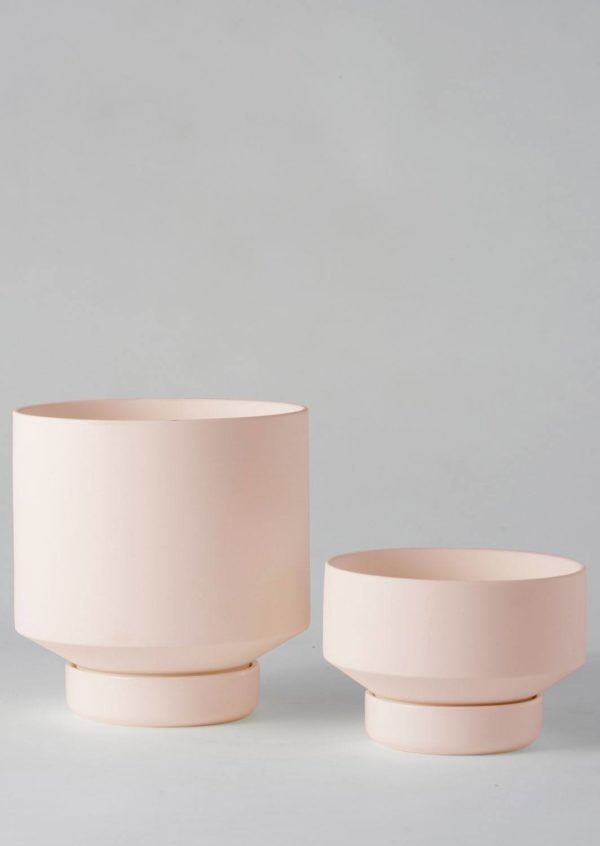 Angus And Celeste Gro Pot Large Pink